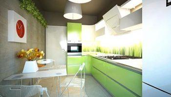 10 частых ошибок при выборе гарнитура в длинную и узкую кухню