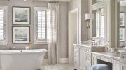 Пастельные тона или насыщенный цвет: что выбрать для ванной комнаты