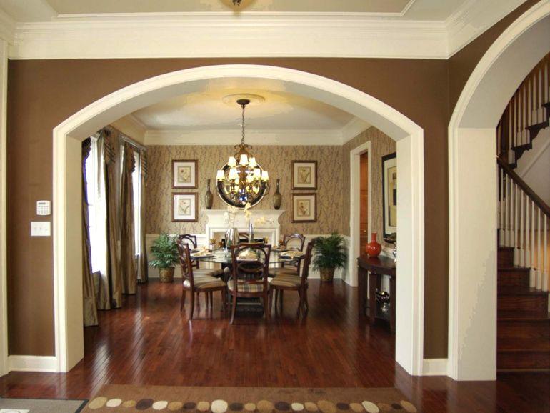Арка в комнате: дешевый прием или достойный элемент интерьера