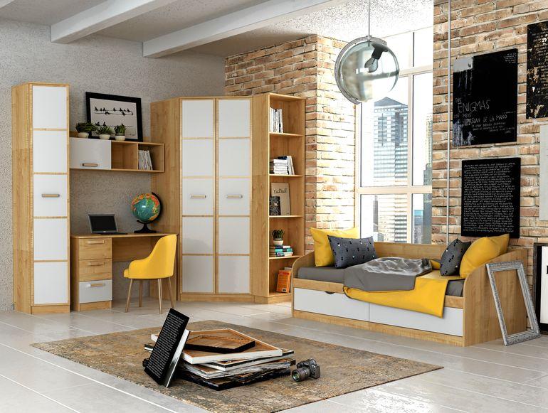 5 преимуществ модульной мебели для детской комнаты