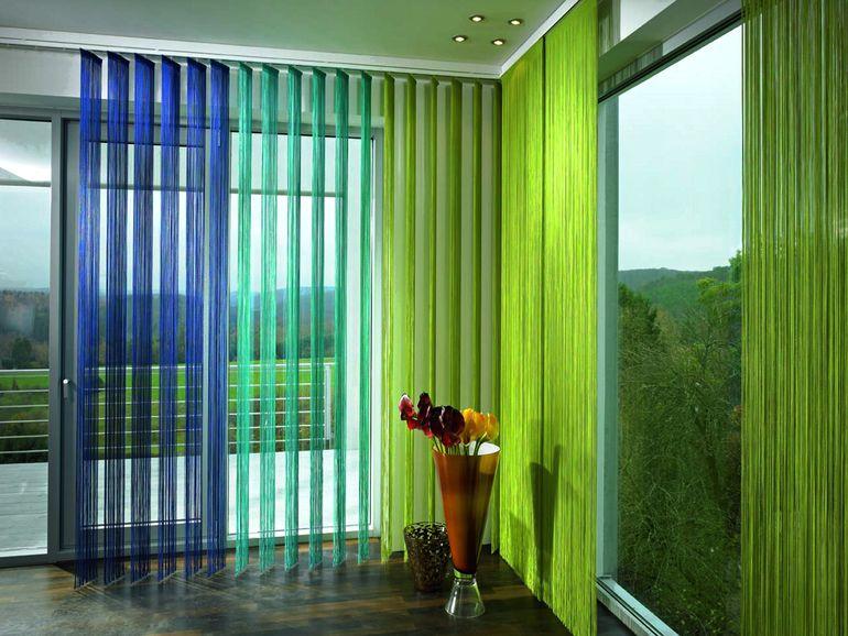 Как правильно выбирать шторы для балкона и лоджии
