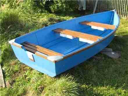 Пример лодки