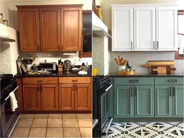 Как сделать, чтобы дешёвый кухонный гарнитур смотрелся дорого