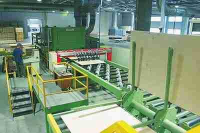 Производство фанеры в Тюменской области