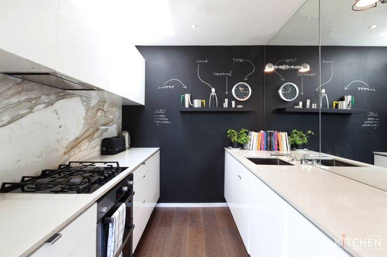 Как применить на кухне каждый сантиметр с пользой
