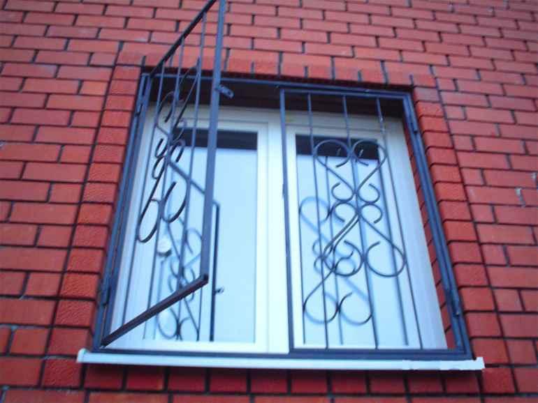 Как выбрать решетки на окна чтобы было красиво и безопасно