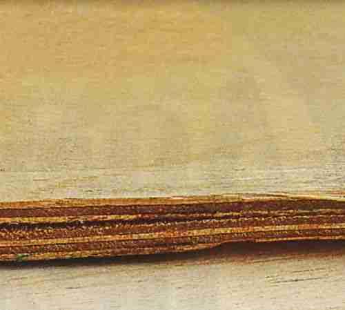 Расслоение шпона