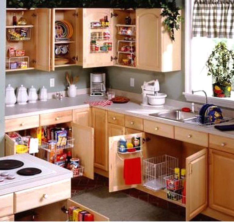 Как сделать маленькую кухню любимым местом в квартире