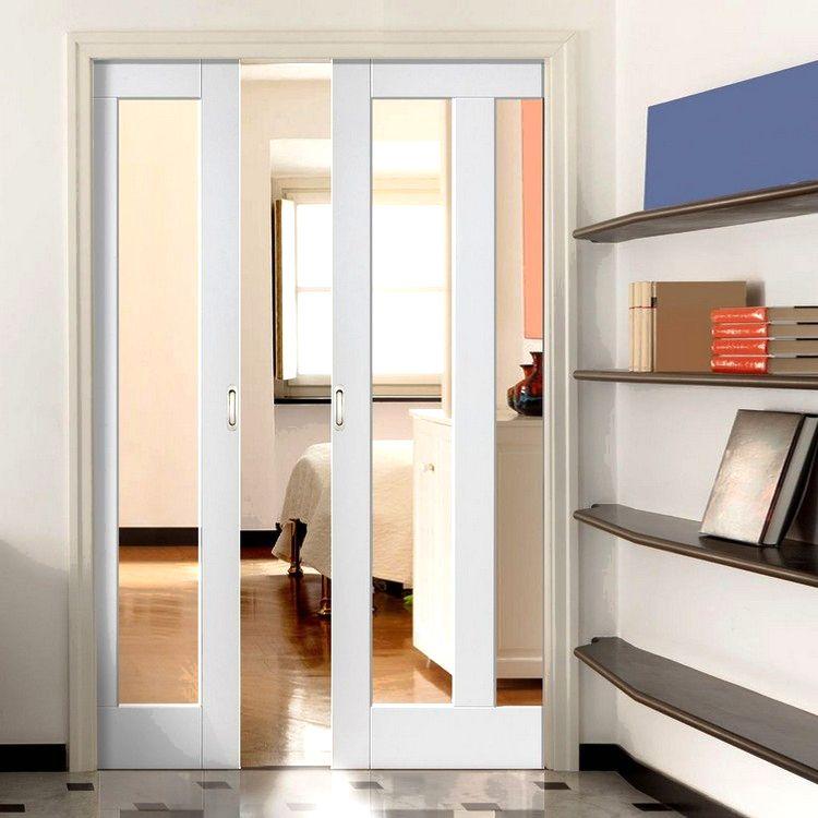 Почему не стоит устанавливать раздвижные межкомнатные двери в маленькой квартире