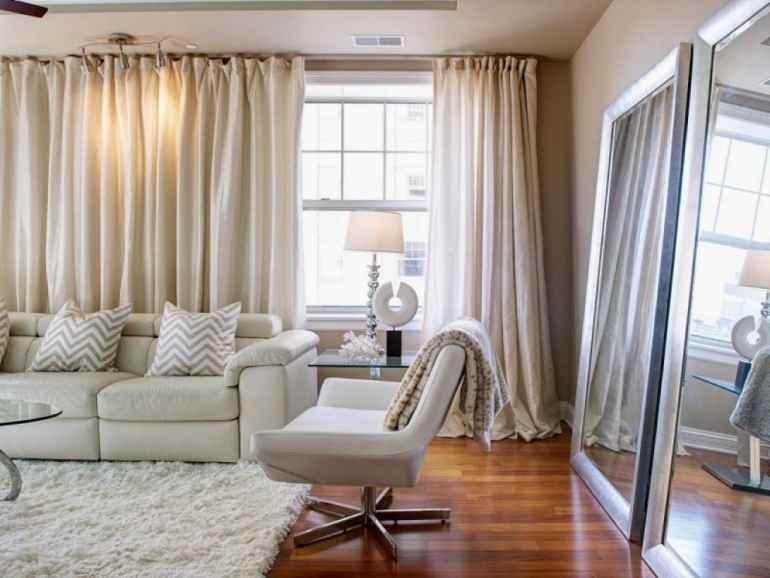 5 важных правил подбора штор в квартиру