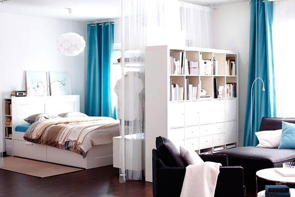 Как правильно зонировать квартиру-студию, чтобы обойтись без дизайнера