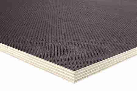 Рельефная поверхность в форме сетки