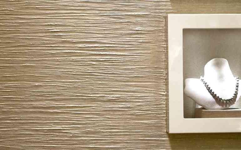 Рельефные фактуры в интерьере современной квартиры