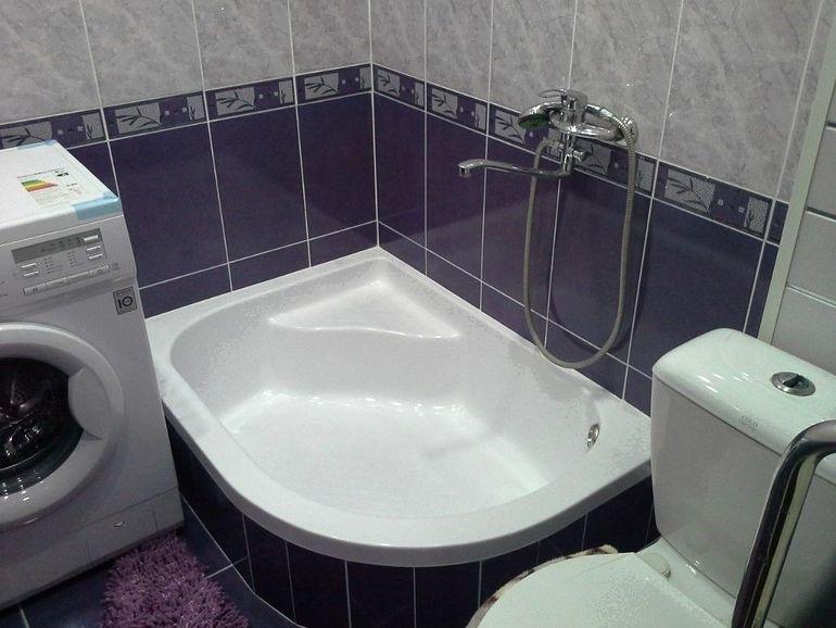 Лучшие идеи дизайна для красивой ванной эконом-класса