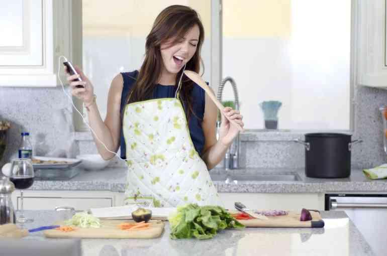 Что первым делом должно быть на кухне у счастливой хозяйки