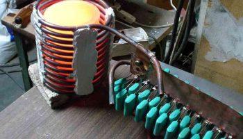 Как сделать индукционную печь для своей мастерской
