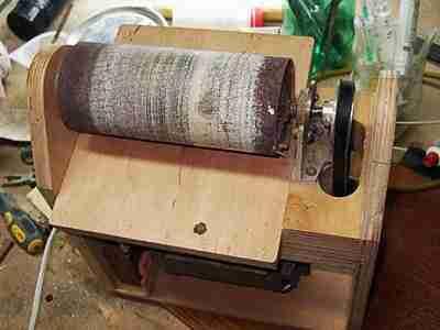Самодельное устройство за основу изготовления, которого взят принцип действия заводских станков