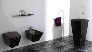 Почему сантехника насыщенного темного цвета это плохая идея