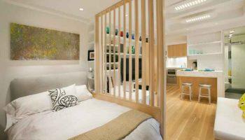 10 способов разделить комнату на зоны без особых усилий и участия дизайнеров