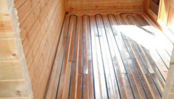 Как утеплить пол в деревянном доме что бы он не промерзал