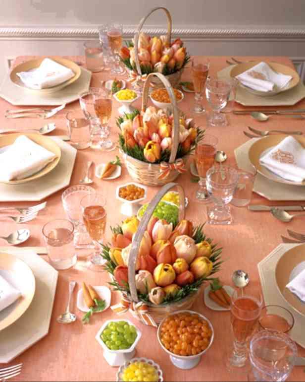 Украшаем обеденный стол, чтобы он смотрелся как царский