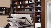Шкаф-кровать — необходимая вещь для маленьких квартир