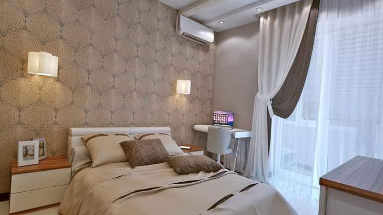 Как обставить спальню в хрущевке с учетом планировки комнаты