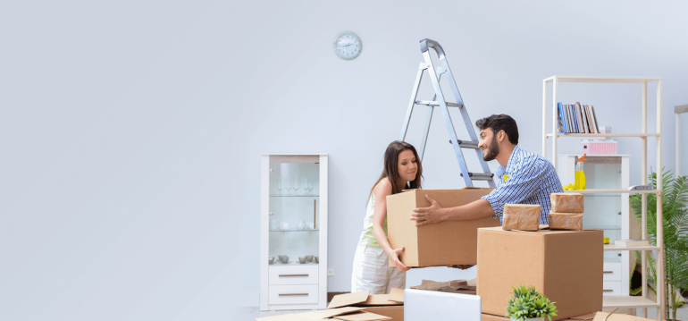 Как самостоятельно организовать переезд