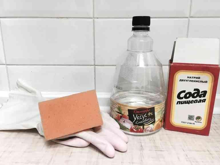 Как быстро избавиться от плесени в ванной