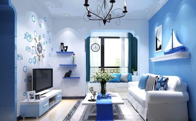 10 современных идей дизайна для маленьких гостиных