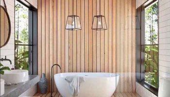 Идеи для ванной комнаты — современный подход