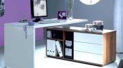 Как переделать старый стол в современные полочки