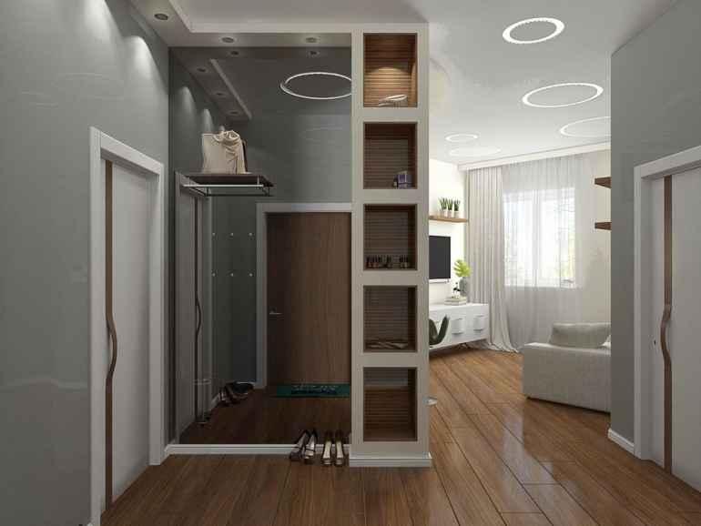 Как обустроить квартиру с нестандартной планировкой