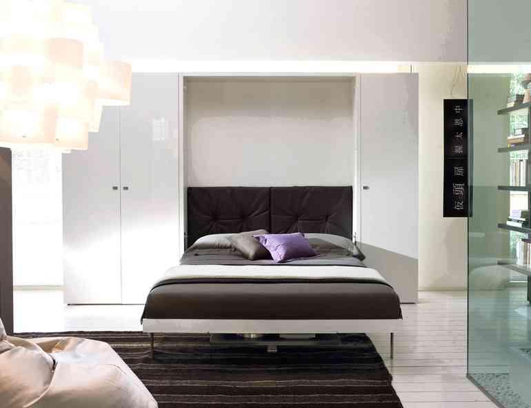 Шкаф-кровать - необходимая вещь для маленьких квартир