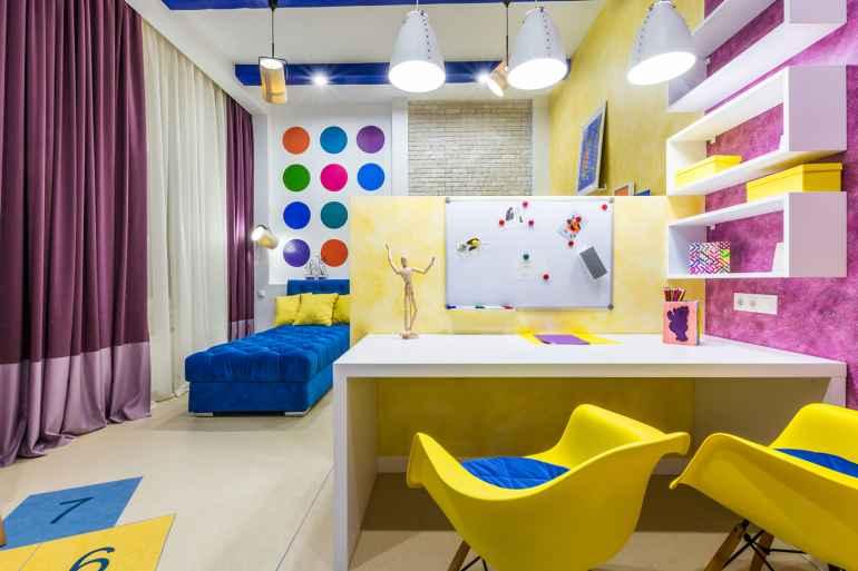 Почему в детской комнате не обойтись без реостата