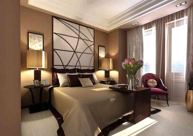 5 лучших сочетаний цвета для интерьера спальни