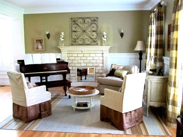 Как обставить гостиную мебелью, чтобы обойтись без дивана