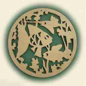 Сувенирное настенное панно