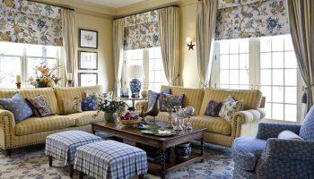 Как изменить надоевшую обстановку текстильным декором на скорую руку