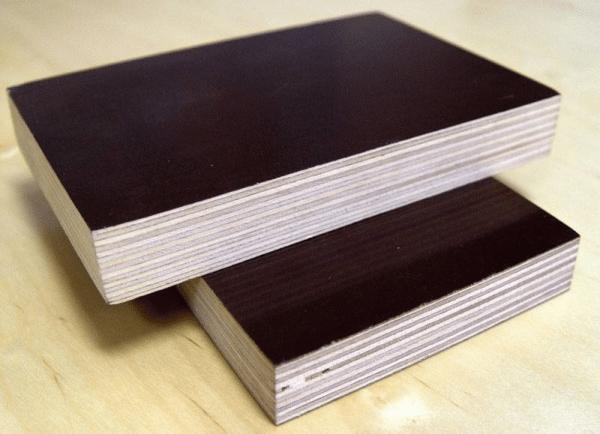 Толстый фанерный лист