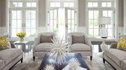 5 главных правил дизайна для небольших гостинных