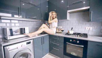 5 веских причин выбрать угловую кухонную мебель