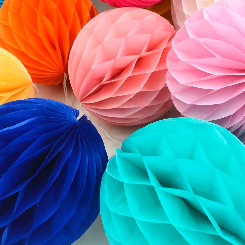 Украшения-для-дома---бумажные-шары-своими-руками