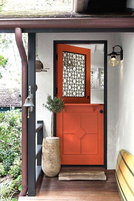 5 нестандартных способов добавить красок вашему дому