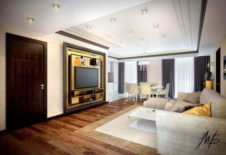 5 идей расстановки мебели в гостиной компактно и функционально