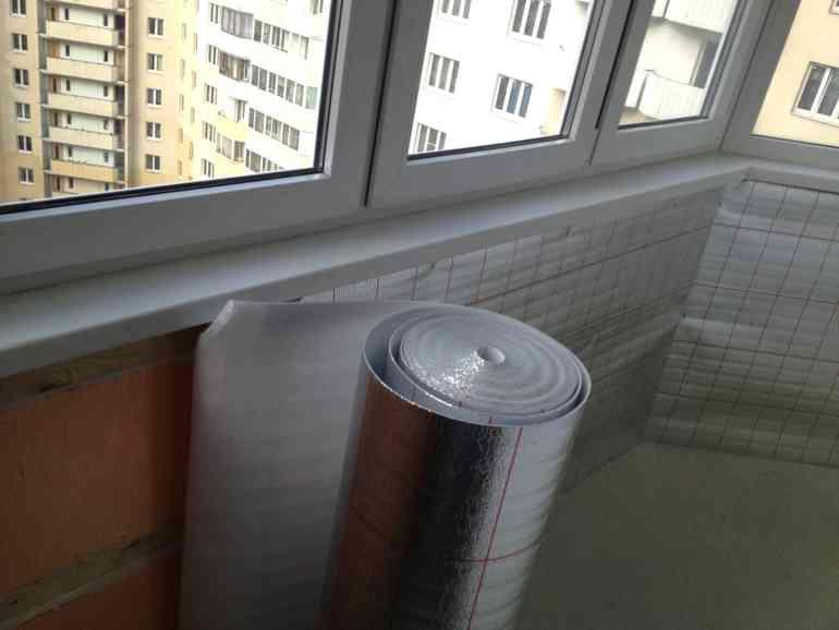 Как правильно утеплять балкон чтобы не было конденсата
