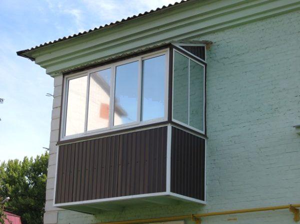 Как правильно сделать утепление лоджии с вентилируемым фасадом