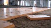 Как обойтись без демпферной ленты для пазогребневых плит