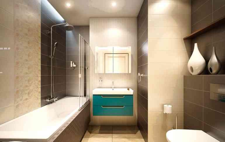 Почему стоит совместить ванную и туалет - неочевидные плюсы перепланировки