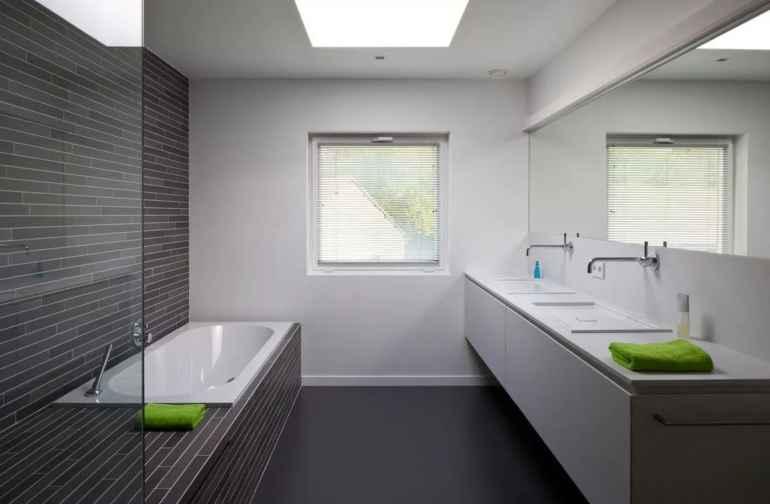 Ванная комната стиль минимализм